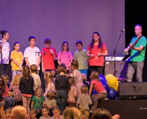 Interaktív gyermekkoncertek és programok